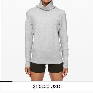 Lululemon high lines pullover